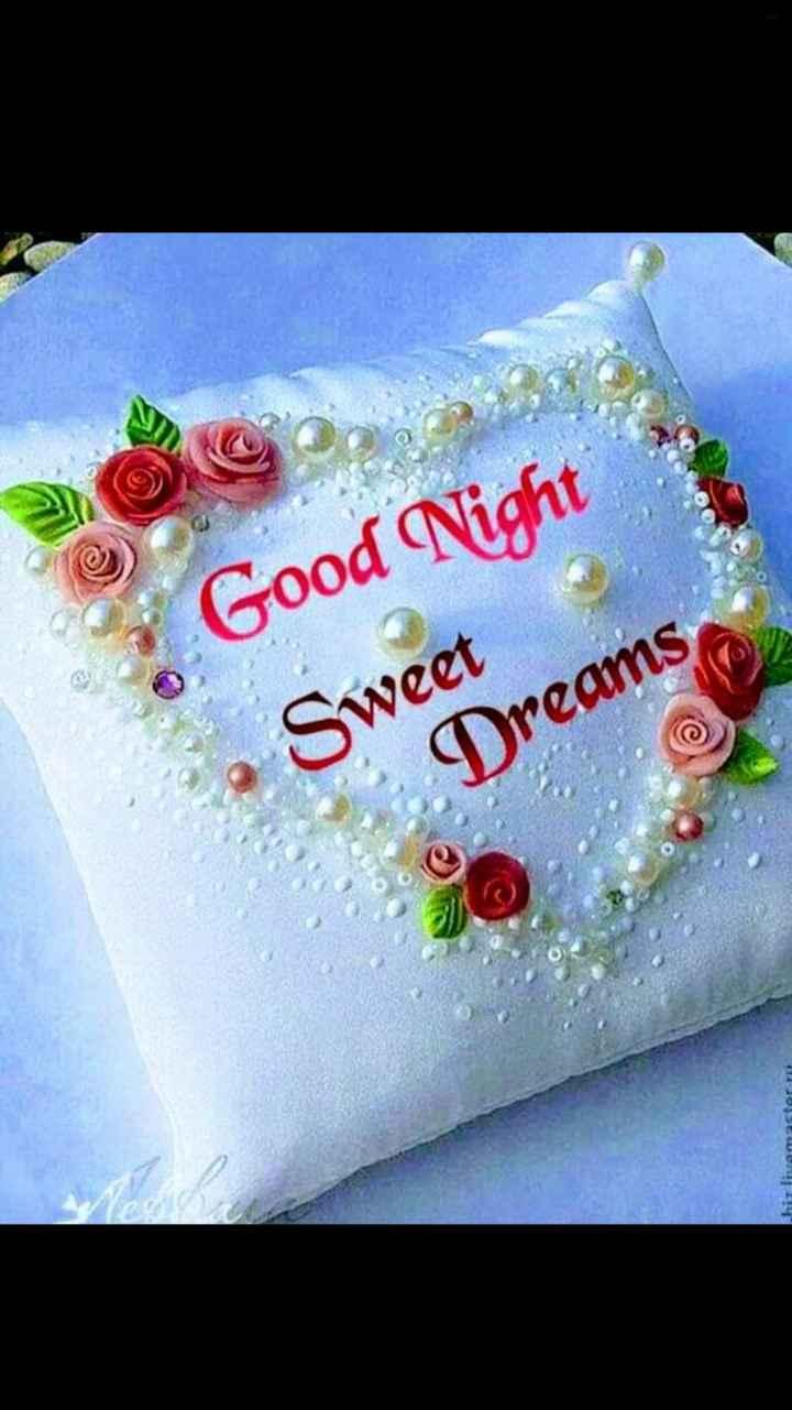 🌛ಶುಭ  ರಾತ್ರಿ🌜 - Good Night · Sweet : Dreams hir listamaster - ShareChat