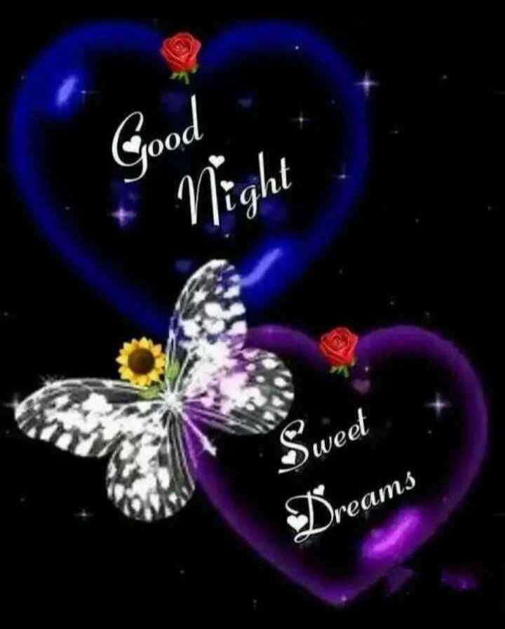 🌃ಶುಭರಾತ್ರಿ - Good # Night Dee Dreams - ShareChat