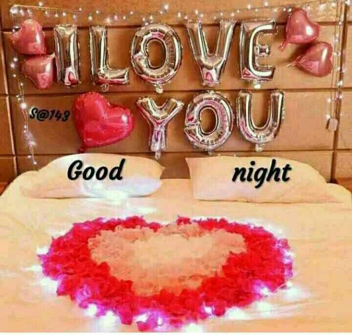 🌃ಶುಭ ರಾತ್ರಿ - S @ 143 Good night - ShareChat