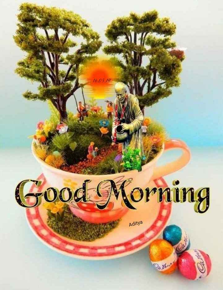 👏ಶುಭಾಶಯಗಳು - 16 . 05 . 19 Good Morning Aditya Carbu - ShareChat