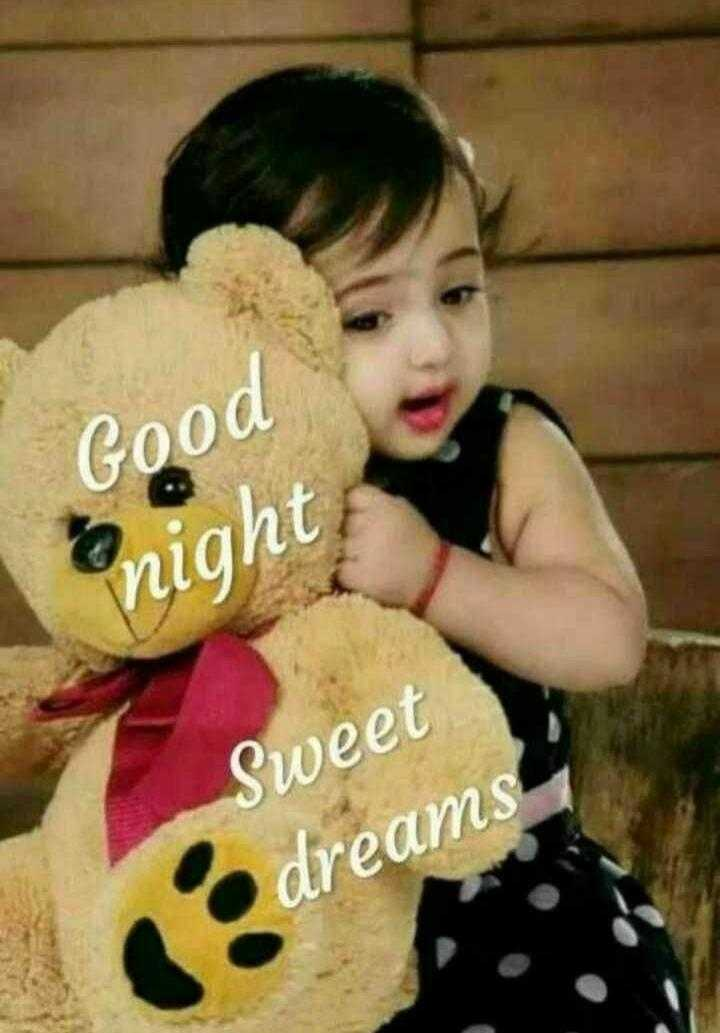 👏ಶುಭಾಶಯಗಳು - Good night Sweet dreams - ShareChat