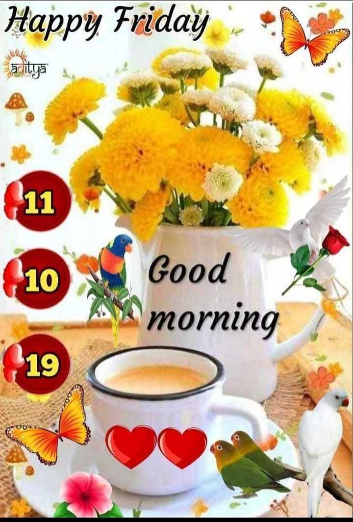 🌅ಶುಭೋದಯ - Happy Friday 410 Good morning 019 - ShareChat