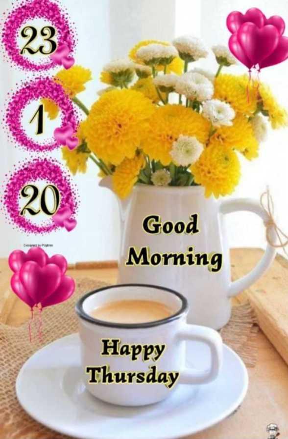 🌅ಶುಭೋದಯ - Good Morning Happy Thursday - ShareChat