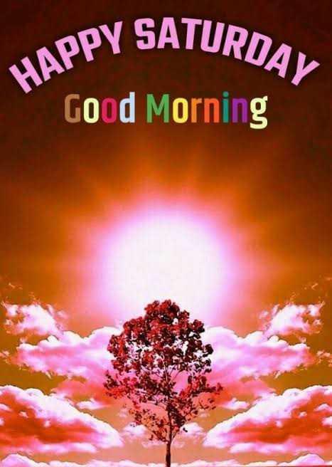 🌅ಶುಭೋದಯ - OPY SATURDAY HAPPY SA Good Morning - ShareChat