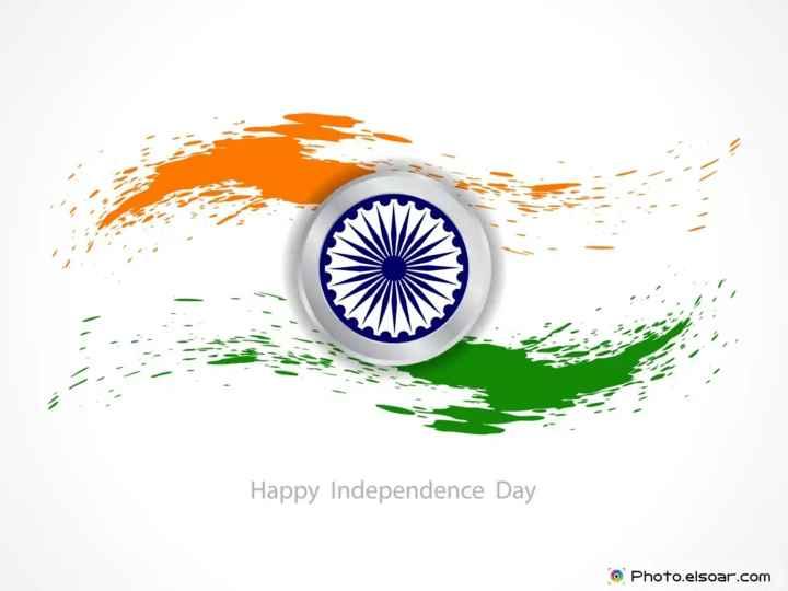 🇮🇳 ಸ್ವಾತಂತ್ರೋತ್ಸವದ ಸಂಭ್ರಮ - Happy Independence Day O Photo . elsoar . com - ShareChat