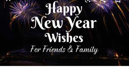 🌟 ಹೊಸ ವರ್ಷ  2020 - Happy New Year Wishes For Friends & Family - ShareChat