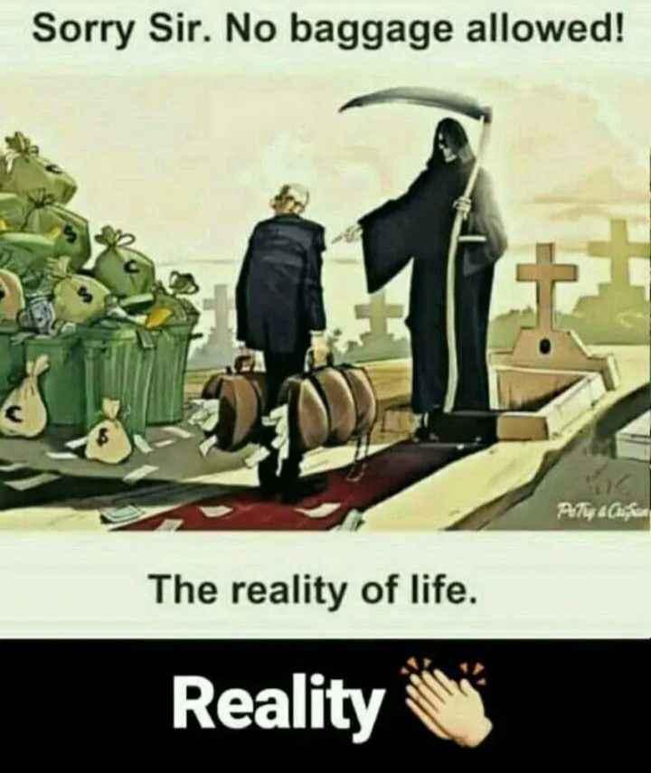 🎤 അഭിപ്രായങ്ങള് - Sorry Sir . No baggage allowed ! AfTy & Case The reality of life . Reality - ShareChat
