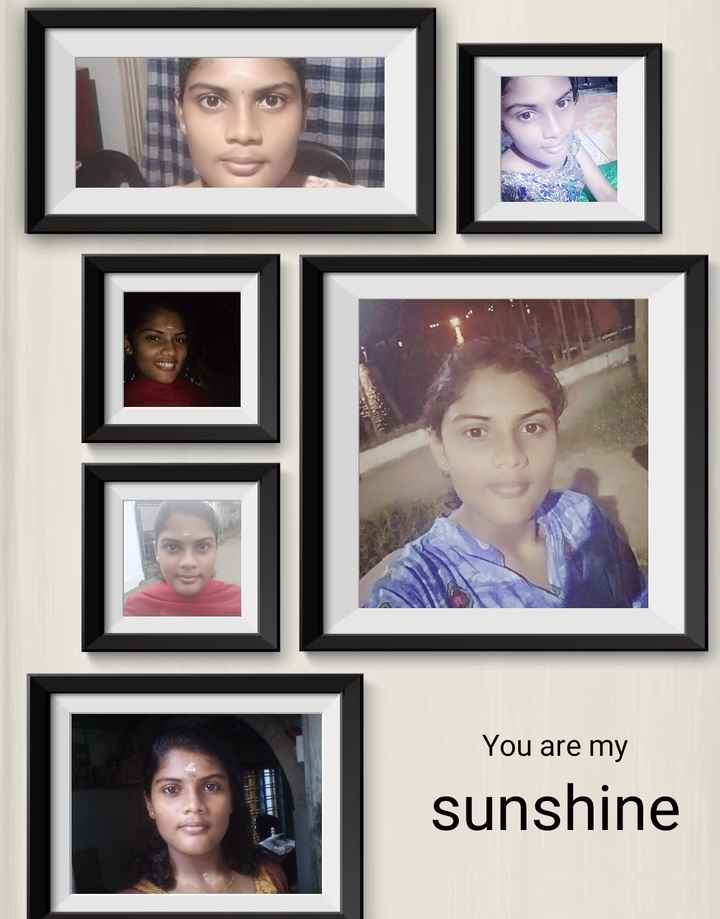 🎨 കല - You are my sunshine - ShareChat