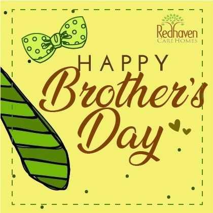 👩 കൂട്ടുകാര് - - - - - - - - - - - - - - - - 1 Redhaven ' CARE HOMES DHAPPY - Brother ' s Dayı - - - - - - - - - - - - - - - - - - - - - - ShareChat
