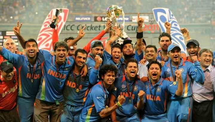 🏏 ക്രിക്കറ്റ് - ICC Cricket Cu2011 ND ANIM - ShareChat