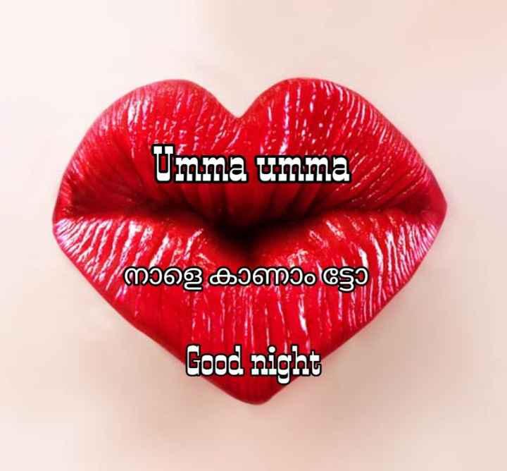 🌃 ഗുഡ് നൈറ്റ് - Umma umma നാളെ കാണാം ട്ടോ Good night - ShareChat