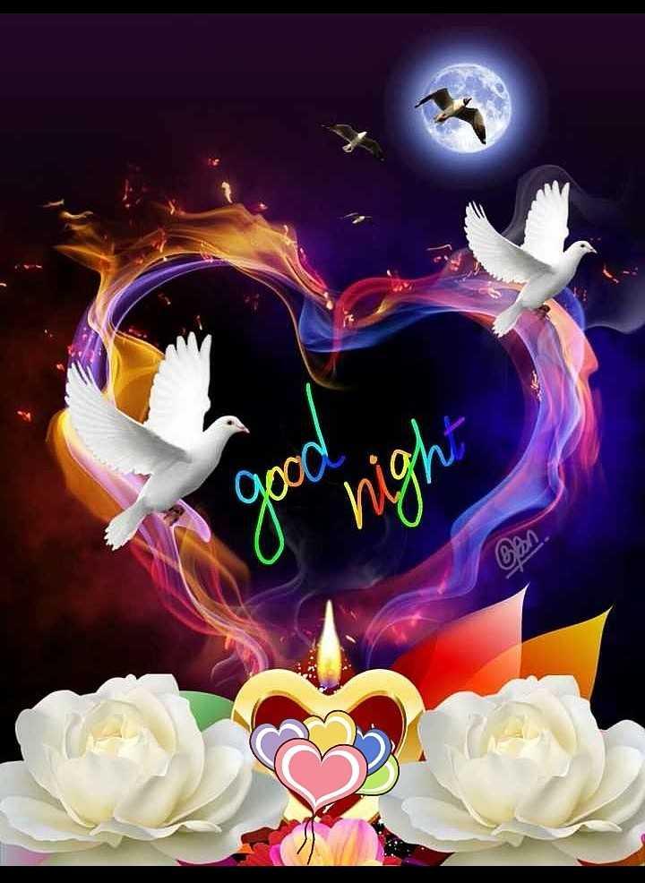 🌃 ഗുഡ് നൈറ്റ് - Oood on 10 night - ShareChat