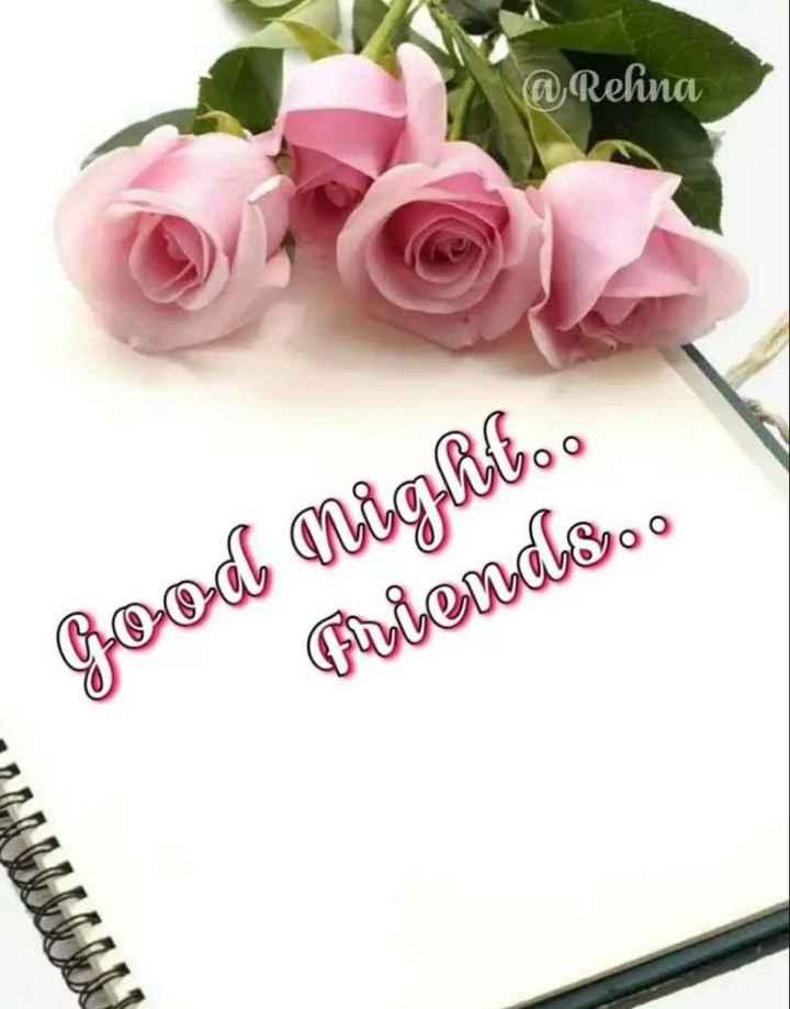 🌃 ഗുഡ് നൈറ്റ് - @ Rehna Good Night . . friends . . - ShareChat
