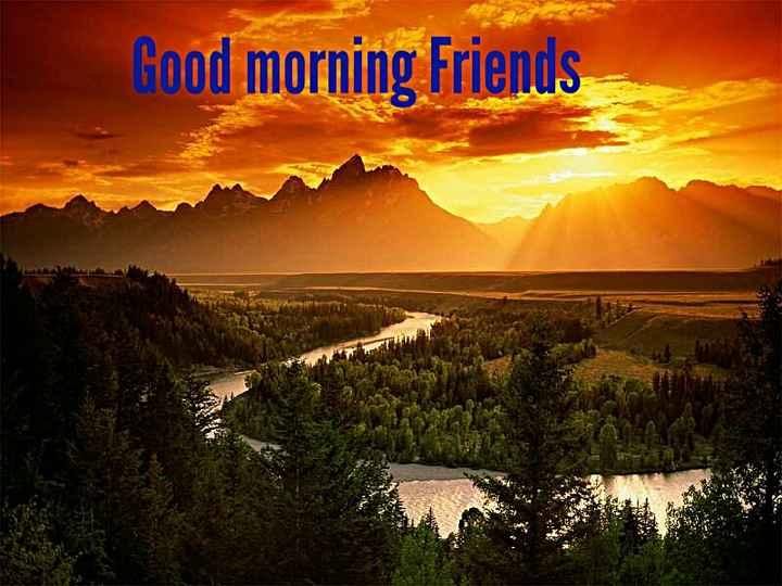 🌞 ഗുഡ് മോണിംഗ് - Good morning Friends - ShareChat