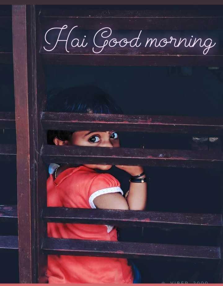 🌞 ഗുഡ് മോണിംഗ് - Hai Good morning - ShareChat
