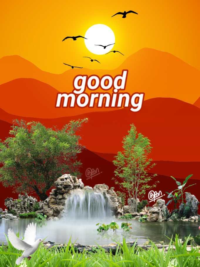 🌞 ഗുഡ് മോണിംഗ് - good morning on . - ShareChat