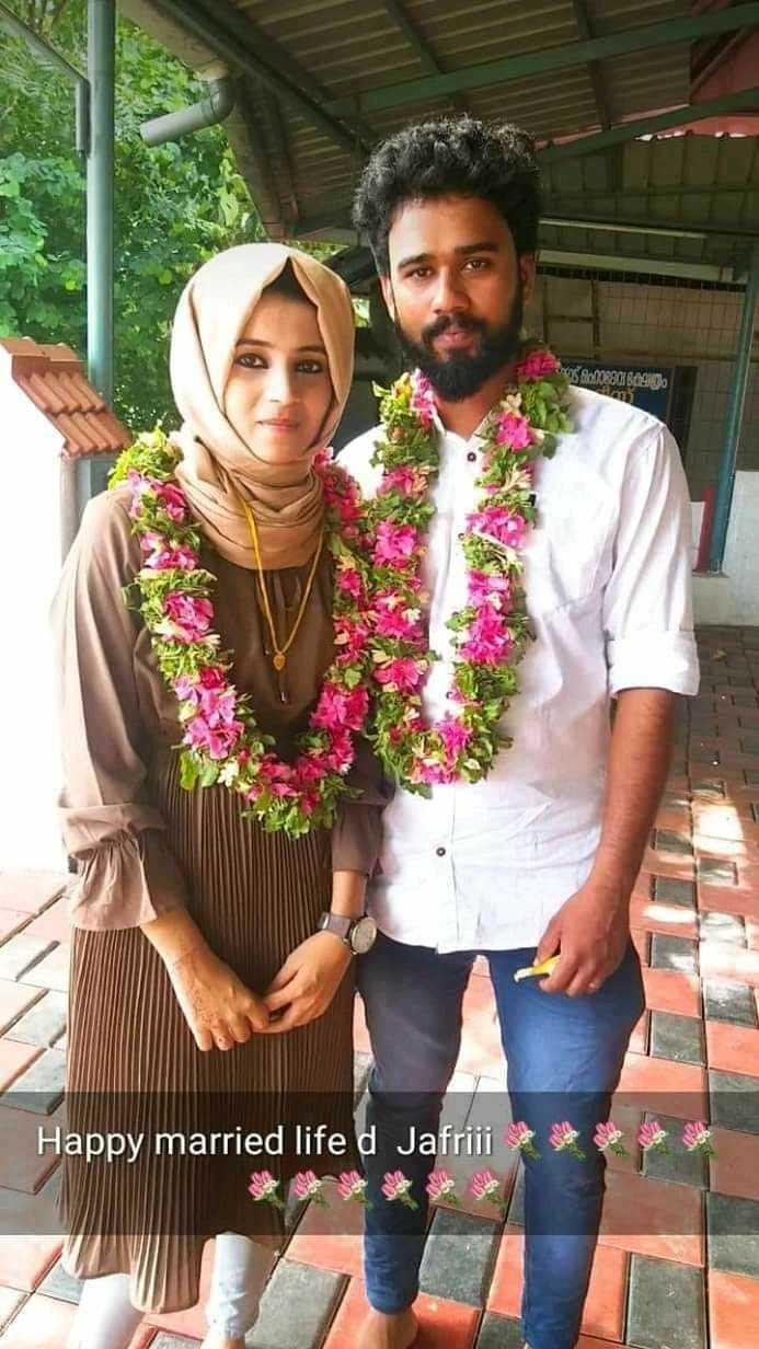 👋 ചാറ്റും ചര്ച്ചയും - ന്ന 30 കം Happy married life d Jafriii - ShareChat