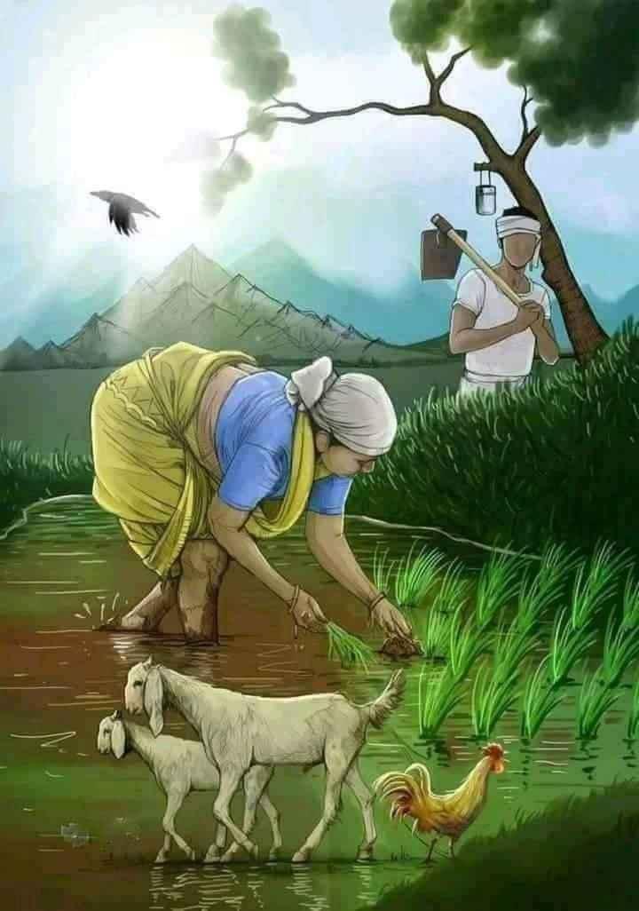 ഞാൻ വരച്ച ചിത്രങ്ങൾ - ShareChat