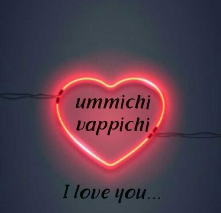 ☯ ടാറ്റൂ - ummichi vappichi I love you . . . - ShareChat