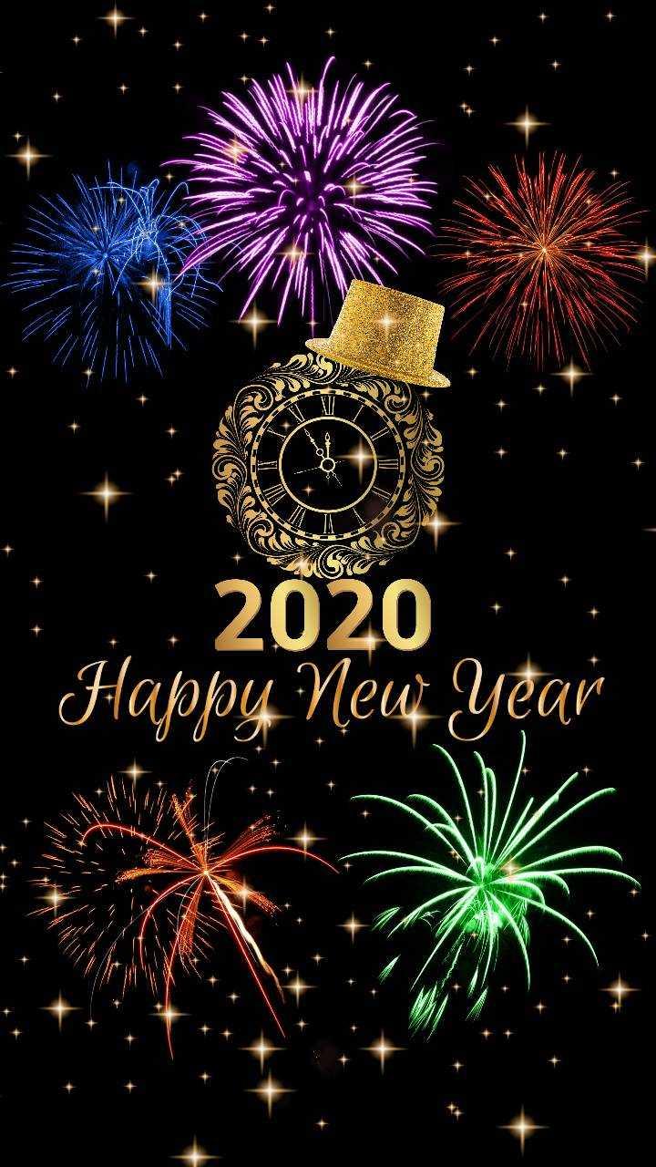 😍 ന്യൂ ഇയർ സ്റ്റാറ്റസ് - . 2020 | Happy New Year - ShareChat