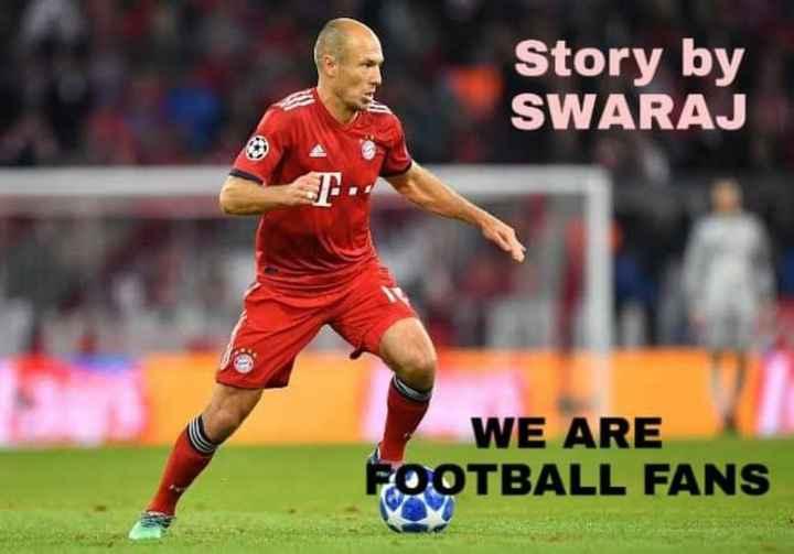 ⚽ ഫുട്ബോള് - Story by SWARAJ WE ARE FOOTBALL FANS - ShareChat