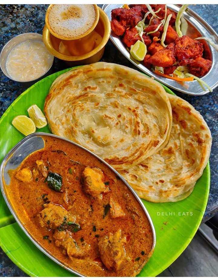 🍔  രുചി - DELHI EATS - ShareChat