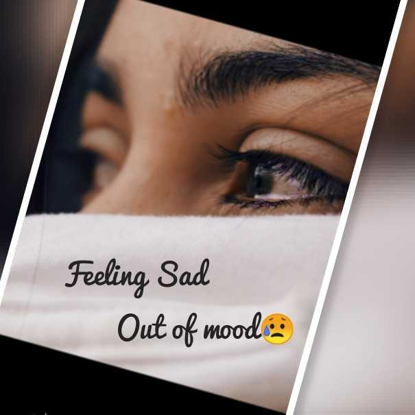 😞 വിരഹം - Feeling Sad Out of moode - ShareChat