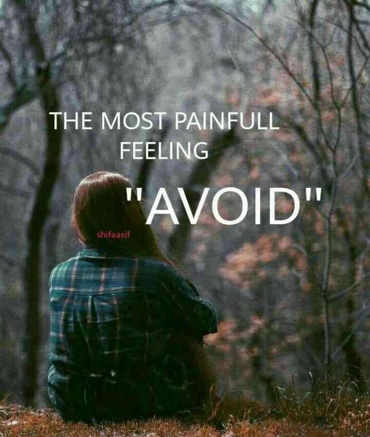 😞 വിരഹം - THE MOST PAINFULL FEELING AVOID shifaasif - ShareChat