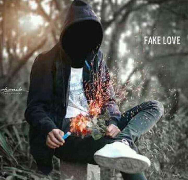 😂 വീഡിയോ ട്രോളുകൾ - FAKE LOVE - ShareChat