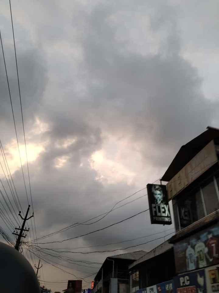 വേനൽ മഴ - PC PP24 - ShareChat