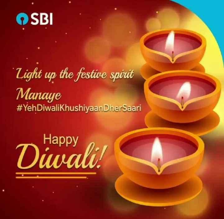 📷ഷെയർചാറ്റ് ക്യാമറ വീഡിയോ - OSBI Zight up the festive spirit Manaye # Yeh DiwaliKhushiyaanDherSaari Happy Diwali . - ShareChat