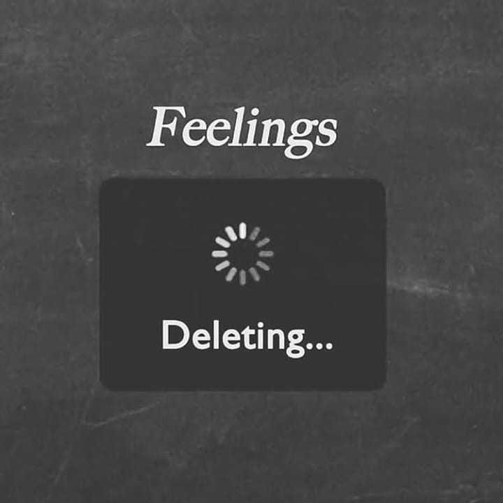 സിംഗിൾ ലൈഫ് - Feelings Deleting . . . - ShareChat