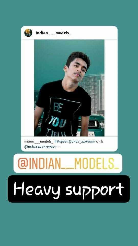 🤝 സുഹൃദ്ബന്ധം - indian _ _ _ models _ indian _ _ models _ # Repost @ anaz _ zamzaan with @ insta . saver . repost . . . @ INDIAN _ _ MODELS Heavy support - ShareChat