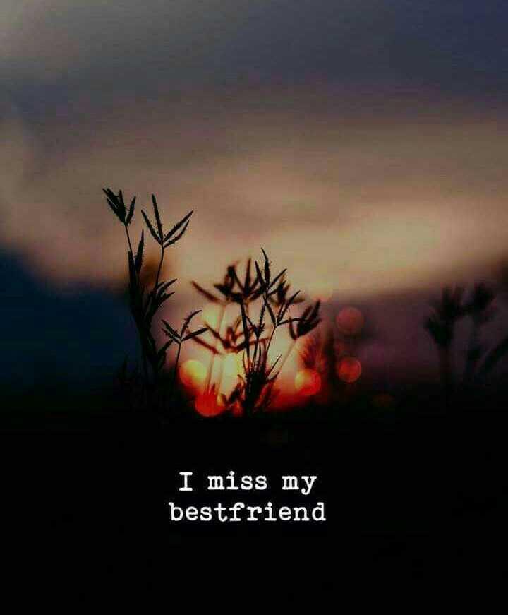 🤝 സുഹൃദ്ബന്ധം - I miss my bestfriend - ShareChat