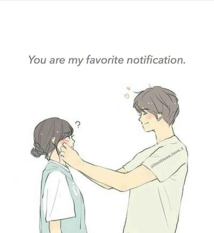 🤝 സുഹൃദ്ബന്ധം - You are my favorite notification . @ limitless . love . 1 - ShareChat