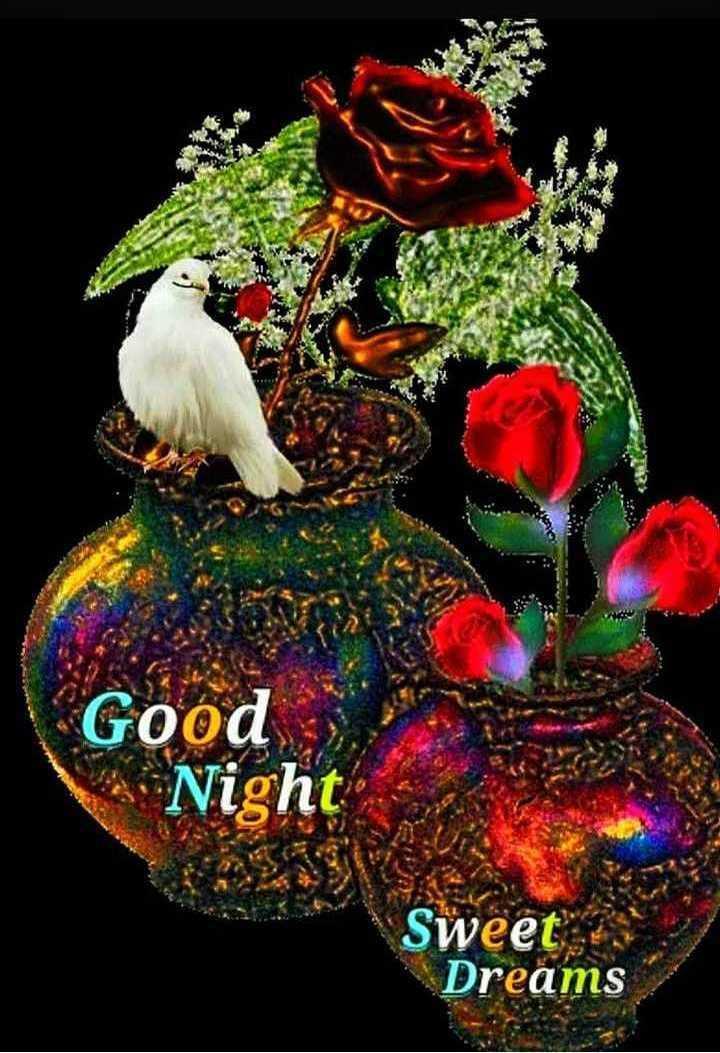 💑 സ്നേഹം - Good * Night Sweet Dreams - ShareChat
