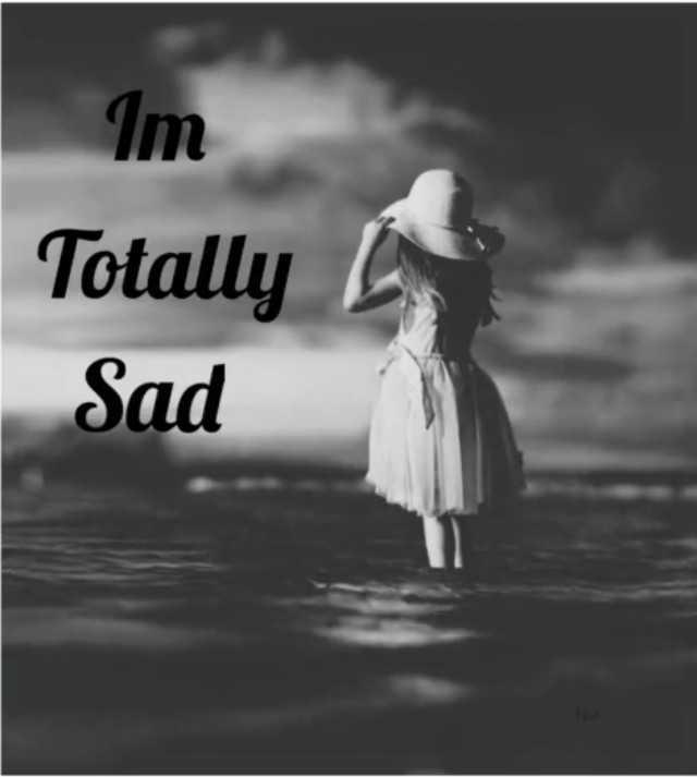 💑 സ്നേഹം - Im Totally Sad - ShareChat