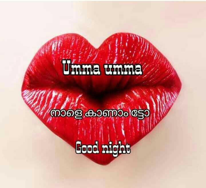 💑 സ്നേഹം -   Umma umma ' നാളെ കാണാം ട്ടോ Good night - ShareChat