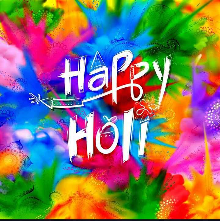 ഹോളി - 0 . Hapgy Holi കി ലിയാം - ShareChat