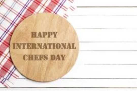 👨‍🍳 शेफ डे - HAPPY INTERNATIONAL CHEFS DAY - ShareChat