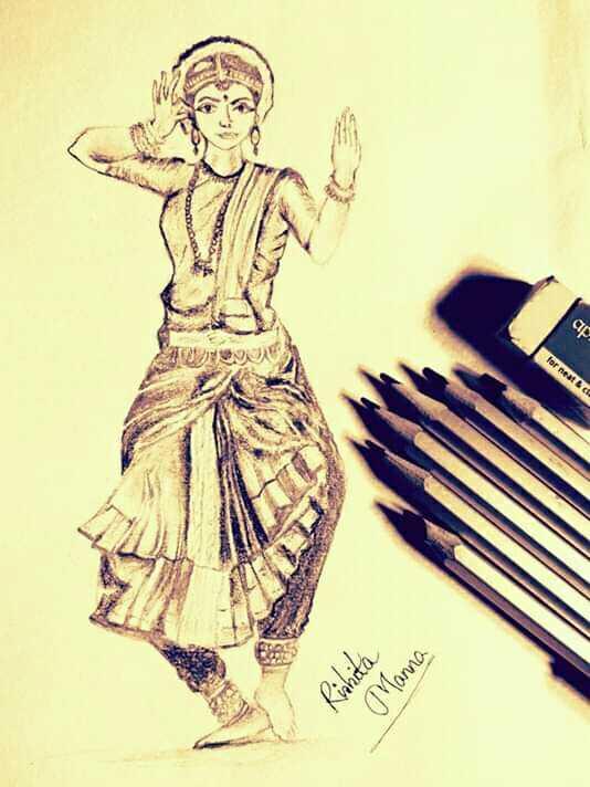 👩🏽💻আমার প্রতিভা - ar ON for neats Manna Richita - ShareChat