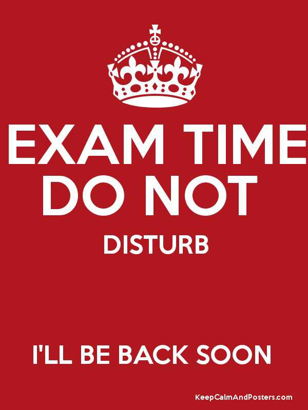 👨‍🏫 પરીક્ષા મોટિવેશન - ho EXAM TIME DO NOT DISTURB I ' LL BE BACK SOON Keep CalmAndposters . com - ShareChat
