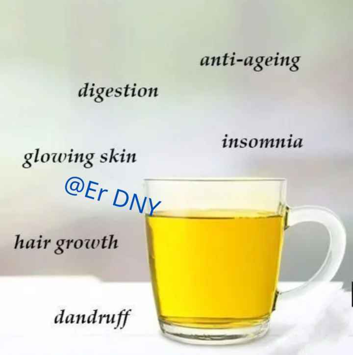 #🤷♂👨🏫🕺सेहत टिप्स 🦹♂️👨🏫 - anti - ageing digestion insomnia glowing skin @ Er DNY hair growth dandruff - ShareChat