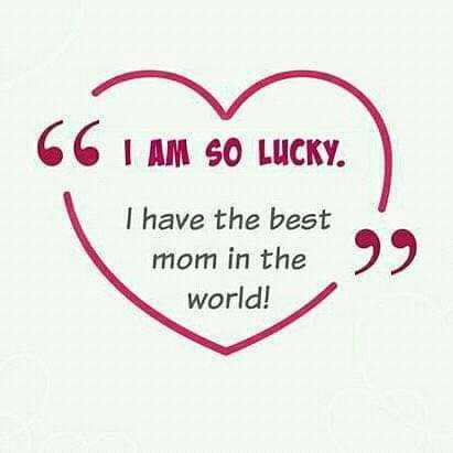 👨👩👧👦  ਪਰਿਵਾਰ - 66 I AM SO LUCKY . I have the best morn in the world ! - ShareChat