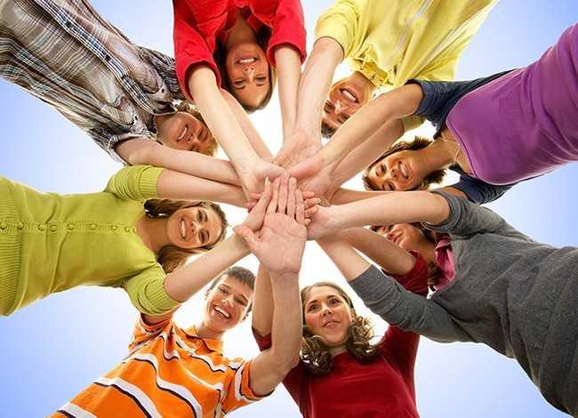 🙋♂️ अंतर्राष्ट्रीय युवा दिवस - oli - ShareChat
