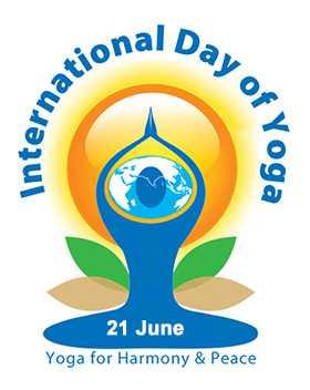 🧘♀️आंतरराष्ट्रीय योगा दिवस - al Day or national Interna of Yoga 21 June Yoga for Harmony & Peace - ShareChat