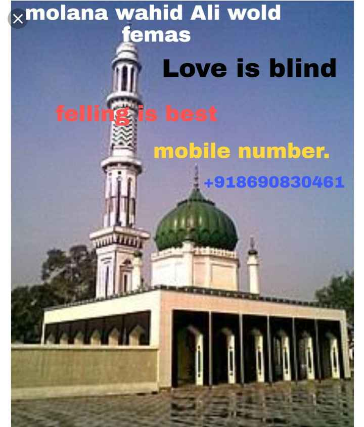 🚴♂️  ਹੋਰ ਖੇਡਾਂ - xmolana wahid Ali wold femas Love is blind fellebes mobile number . + 918690830461 - ShareChat