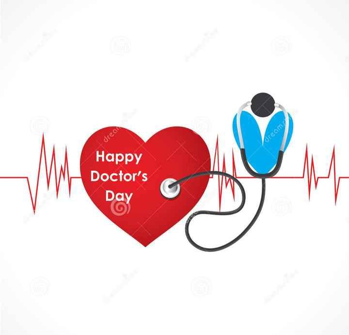 👨⚕️ રાષ્ટ્રીય ડૉક્ટર દિવસ - drean time dreams Happy Doctor ' s Day - ShareChat