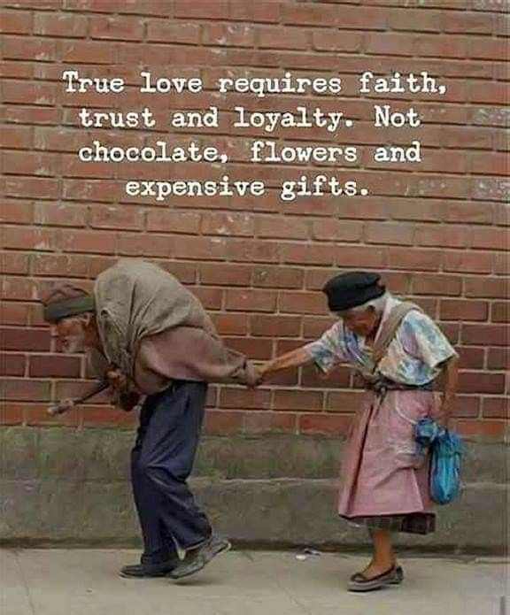 🙋‍♂️ ನಾನು ಶೇರ್ ಚಾಟ್ ಕ್ಯಾಪ್ಟನ್ - True love requires faith , trust and loyalty . Not chocolate , flowers and expensive gifts . Os - ShareChat