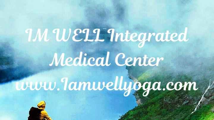 👨⚕️ ರಾಷ್ಟ್ರೀಯ ವೈದ್ಯರ ದಿನ -   IM WELL Integrated Medical Center www . lamwellyoga . com - ShareChat